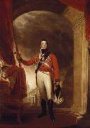 Sir Thomas Lawrence Arthur Wellesley,First Duke of Wellington (mk25) oil painting picture wholesale